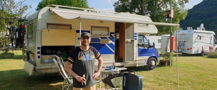 Zum Vatertag an den Mittelrhein – Campingplatz Loreleystadt in Zeiten Coronas