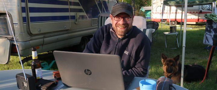 Über Pfingsten in die Eifel: Campinpgplatz Landal Wirfttal