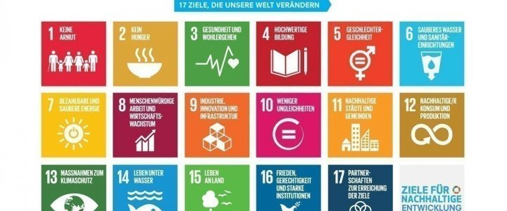 17 Ziele für eine bessere Welt: #1 Überblick
